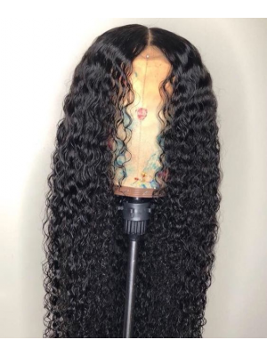 Magic Love Human Virgin Hair Curl Pre Plucked Lace Front Wig &Full Lace Wig For Black Woman Free Shipping(Magic0180)