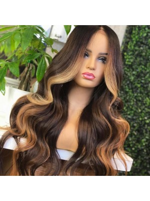 Magic Love Human Hair  Dream Style Pre Plucked Lace Front Wig &Full Lace Wig (magic093)