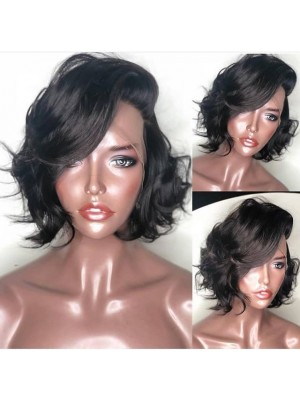 Magic Love Human Virgin Hair Big Wavy Pre Plucked Lace Front &Full Lace Wig For Black Woman Free Shipping(Magic099)