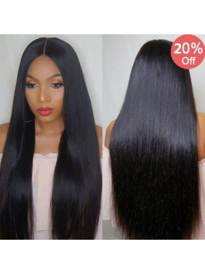 Magic Love Human Virgin Hair Pre Plucked HD SWISS Lace Wig 13X6 150% Density For Black Woman Free Shipping(Magic0447)