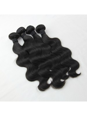 High quality Body Wave Human Hair Weft In stock 1Piece