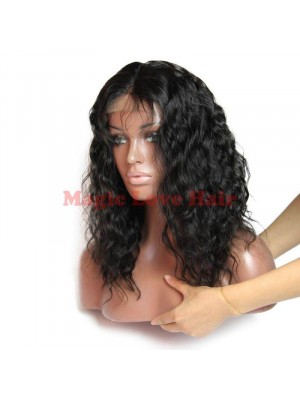Magic Love Hair Lace Front Wig And Full Lace Wig Pre Plucked In Stock (MAGIC031)
