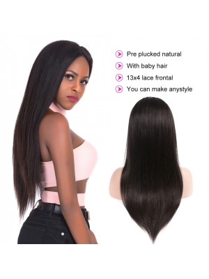 Magic Love Hair Human Hair wigs Silk straight for black women Free Shipping(Magic010)