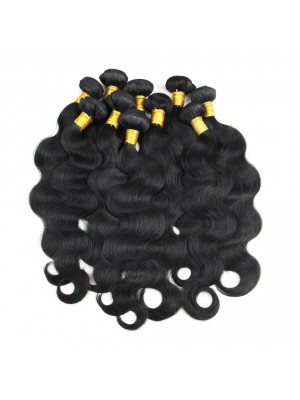 Magic Love Hair Brazilian Virgin Human Hair weft Unprocessed Factory wholesale Hair 1 Piece