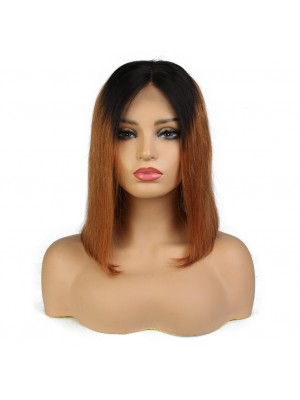 Magic Love Pre Plucked Factory Stock Ombre 1B 27 Human Hair wigs (MAGIC0114)