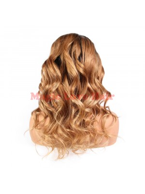 Magic Love #1b/27 Pre Plucked Lace Front Wig &Full Lace wig  Factory Stock Loose Curl Human Hair wigs (MAGIC075)