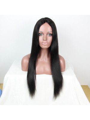 Magic Love Huma Hair wigs Pre Plucked Brazilian Virgin Hair For Black Woman(MAGIC001)