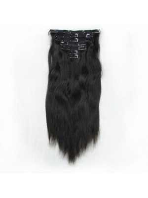 Magiclove 100% Human Hair Cip In  Hair For Wholesale (magic081)