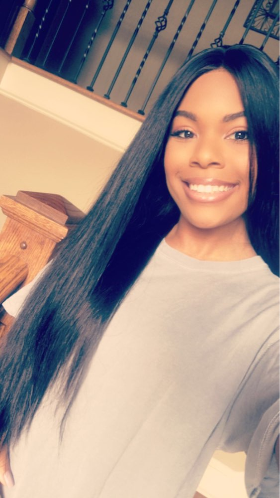 The fact that I️t was an 18 inch lace frontal wig . You can't beat that! The 18 ended up being super long. I️m convinced it's a 22 inch lol. Thanks yolissa hair! I️ will be buying again :) hair is super soft and silky ! Seller had great communication as w